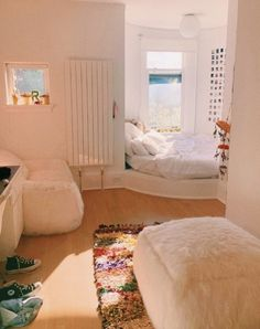 Dream Rooms, Dream Bedroom, Room Ideas Bedroom, Bedroom Decor, Bedroom Inspo, Bedroom Curtains, Modern Bedroom, Cute Room Decor, Teen Room Decor