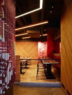 Mr Big Stuff Restaurant by Techne Architecture + Interior Design Studio | Yellowtrace