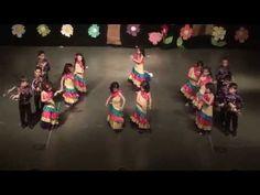 Gümüşhane Merkez Anaokulu Roman Havası Gösterisi - YouTube