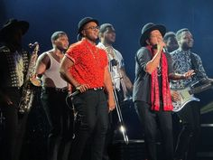 Bruno Mars and the Hooligans provide dizzying fun with 'Moonshine Jungle' concert in Birmingham. (Full story at AL.com, with photos and videos) i was there too!!!