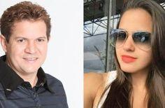 Ximbinha está namorando a pivô de sua separação com Joelma