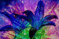 Lilies Texture