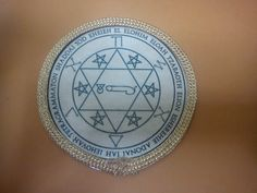 Archangel Haniel Seal sigil, archangel of the sphere of Venus,  Sephirah Netzach,Enoch, Tree of Life, Kabbalah, Zohar, mystical, Judaism
