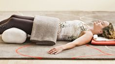 Restorative Yoga and Sound Healing  Every month at www.agentleway.com