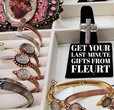 Shhhh! We won't tell! Get something #special from our VSA Designs collections at Fleurt Boutique  #2daysuntilchristmas
