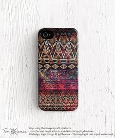 Bohemian iPhone 5s case Boho iPhone 5 case Galaxy by TonCase, $25.99