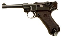 "peashooter85:  The Japanese ""MUM"" Luger,  After... - 武士の島"