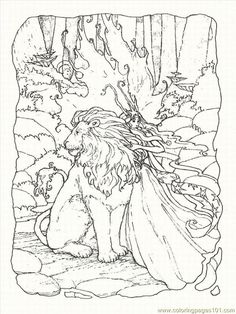 advanced coloring pages for adults coloring pages fantasy coloring pages 1 lrg peoples fantasy