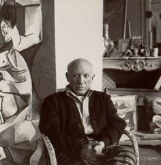 Lee Miller, Pablo Picasso, Cannes, 1958