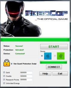 free robocop hack tool