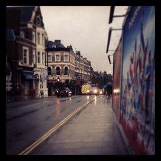 Damp Whamp (via Jubilee Line, North London, Great Restaurants, Great Britain, Wales, United Kingdom, Scotland, Ireland, Street View