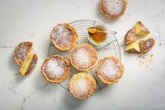 Try Osterchüechli (sweet shortcrust pastry pies eaten at Easter) by FOOBY now. Or discover other delicious recipes from our category Baking sweet. Easter Recipes, New Recipes, Creamy Rice Pudding, Shortcrust Pastry, Ground Almonds, Food Trends, Original Recipe, Food Print, Baking