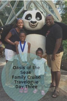Cruising the Oasis of the Seas:  Family cruise review - Travel Diary Day 3 | travelingmommy.com