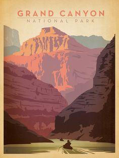 Anderson Design Group Studio, Grand Canyon National Park, Arizona