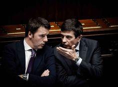 Informazione Contro!: Renzi, Montesquieu e la divisione dei poteri