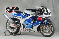 Suzuki GSXR 750 1997 Mine was purple and orange. Gsxr 750, Suzuki Gsx R 750, Motos Suzuki, Suzuki Bikes, Racing Team, Road Racing, Guzzi V7, Retro Motorcycle, Bmw S1000rr