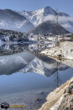 Grundlsee in Austria  | by Florian Bartonek
