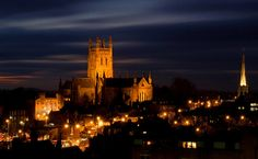 Worcester Cathedral: Night | Flickr - Photo Sharing!