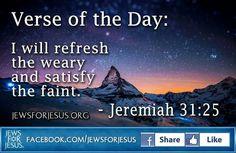 Jer. 31:25