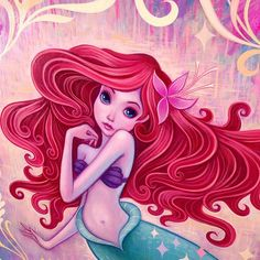 Ariel (Unknown Artist)