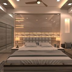 ✔️ 77 Amazing Bedroom Interior Design Ideas 7 Source by homyzdesign Bedroom Closet Design, Bedroom Furniture Design, Interior Design, Room Design Bedroom, Bedroom Bed Design, Bed Design Modern, Modern Bedroom Interior, Ceiling Design Bedroom, Luxury Bedroom Design