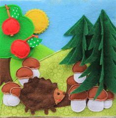 """Handmade by mom: Совместный пошив с Таней """"Книжка-развивайка""""!!! Задание 5 и задание 6"""