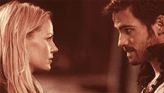 Captain hook and Emma Swan (It's gonna happen!!!)