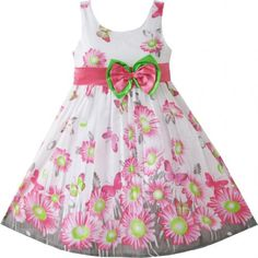 CY61 Girls Dress Butterfly Double Bow Tie Princess Boutique Kids Size 4-5 Sunny Fashion,http://www.amazon.com/dp/B00C018Y7S/ref=cm_sw_r_pi_dp_byGwsb0RCRTDCA1K