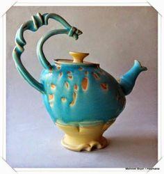 Seramik Çaydanlık ...