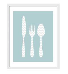 71 Best Knife Fork Amp Spoon Wall Art Images Forks