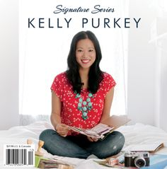 Signature Series Kelly Purkey Launch Party: Round 1! TEN Idea Books up for grabs!!