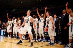 Sports Illustrated's Seth Davis breaks down why the Villanova Wildcats ranked #8 headed into the college basketball season.