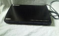Sony BDP-S185 Compact Blu-Ray DVD Player HDMI Tested Working NO REMOTE #SonyBluRayPlayer #SonyDVDPlayer