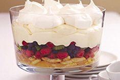 Spring Fruit Trifle Recipe