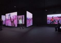 "Richard Mosse | Exhibition at Louisiana Museum of Modren Art | 12.03.15 ///////////   THE ENCLAVE (5.2.2015 - 25.5.2015) ""Horrifying, highly moving, and disturbingly beautiful. Irish artist Richard Mosse utilizes an outdated military surveillance film to envision the civil war in eastern DR Congo anew. In this intersection between art and documentary he creates an appalling testimony of a forgotten and complex conflict."""