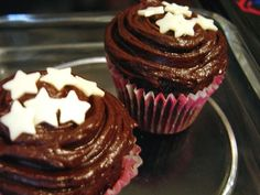 Top Recipes Collection: Chocolate Fudge Cupcakes