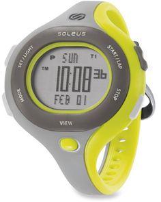 Soleus Chicked Digital Watch - Women's - 2012  in yellow or white, i'd like a running watch.
