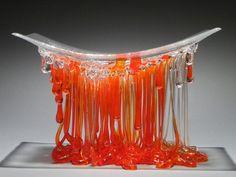 Daniela Forti mesas medusa cristal 13