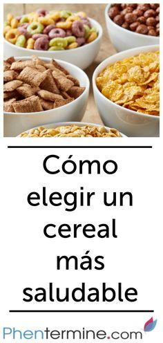 Tenemos algunos consejos para ayudarte a elegir el mejor cereal para tu plan de pérdida de peso, además de una lista de los cereales más saludables para empezar. #weightloss #health #fit #fitness #healthy #recipe #breakfast #motivation #phentermine #strong #workout #diet