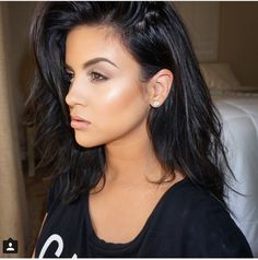 Nicole Guerriero dark hair