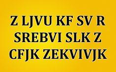 Can you decrypt hidden message (Z LJVU KF SV R SREBVI SLK Z CFJK ZEKVIVJK)?