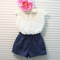 Denim And Lace, Vintage Denim, 6 Years, Summer Collection, Jumper, Shop Now, Spring Summer, How To Wear