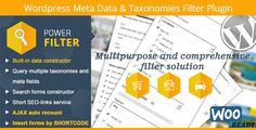 Review Wordpress Meta Data & Taxonomies Filtertoday price drop and special promotion. Get The best buy