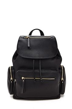 1fb03045b3 Faux Leather Backpack Leather Backpack Purse
