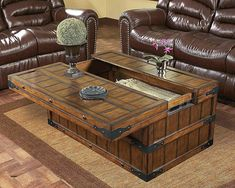Architecture Awesome Coffee Tables Antique Trunk Table And Plus Within Decorations 8