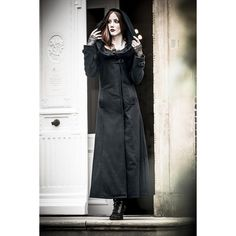 Gothicana by EMP  Wool Coat  »Cinderella«   Buy now at EMP   More Gothic  Wool coats  available online ✓ Unbeatable prices!