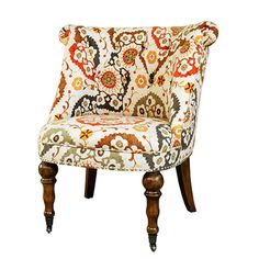 Found it at Wayfair - Hutchison Pattern Fabric Side Chair