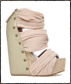 Summer/spring wedges