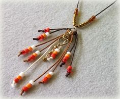 Bohemian Chic Beaded Necklace. Starting at $1 on Tophatter.com!