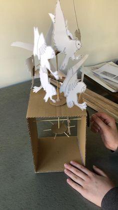 Diy Paper, Paper Art, Paper Crafts, Origami Paper, Diy For Kids, Crafts For Kids, Diy And Crafts, Arts And Crafts, Cardboard Crafts